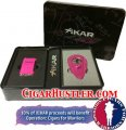 Xikar Hot Pink Gift Set